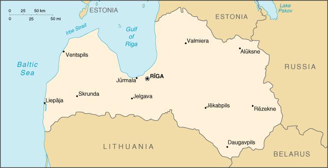 Kaart_Letland