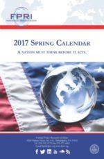 Preview of FPRI Calendar for Winter – Spring 2017