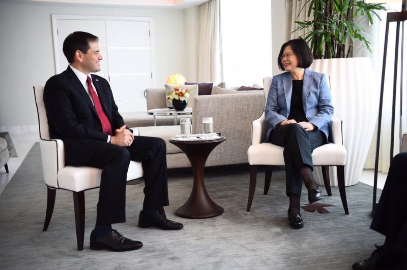 Stopover Hysteria: Understanding Tsai's Stopover in the United States